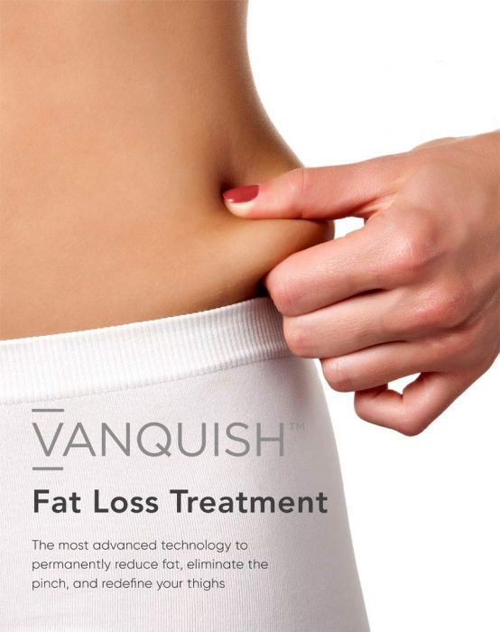 Vanquish fat loss treatment, Framingham, MA